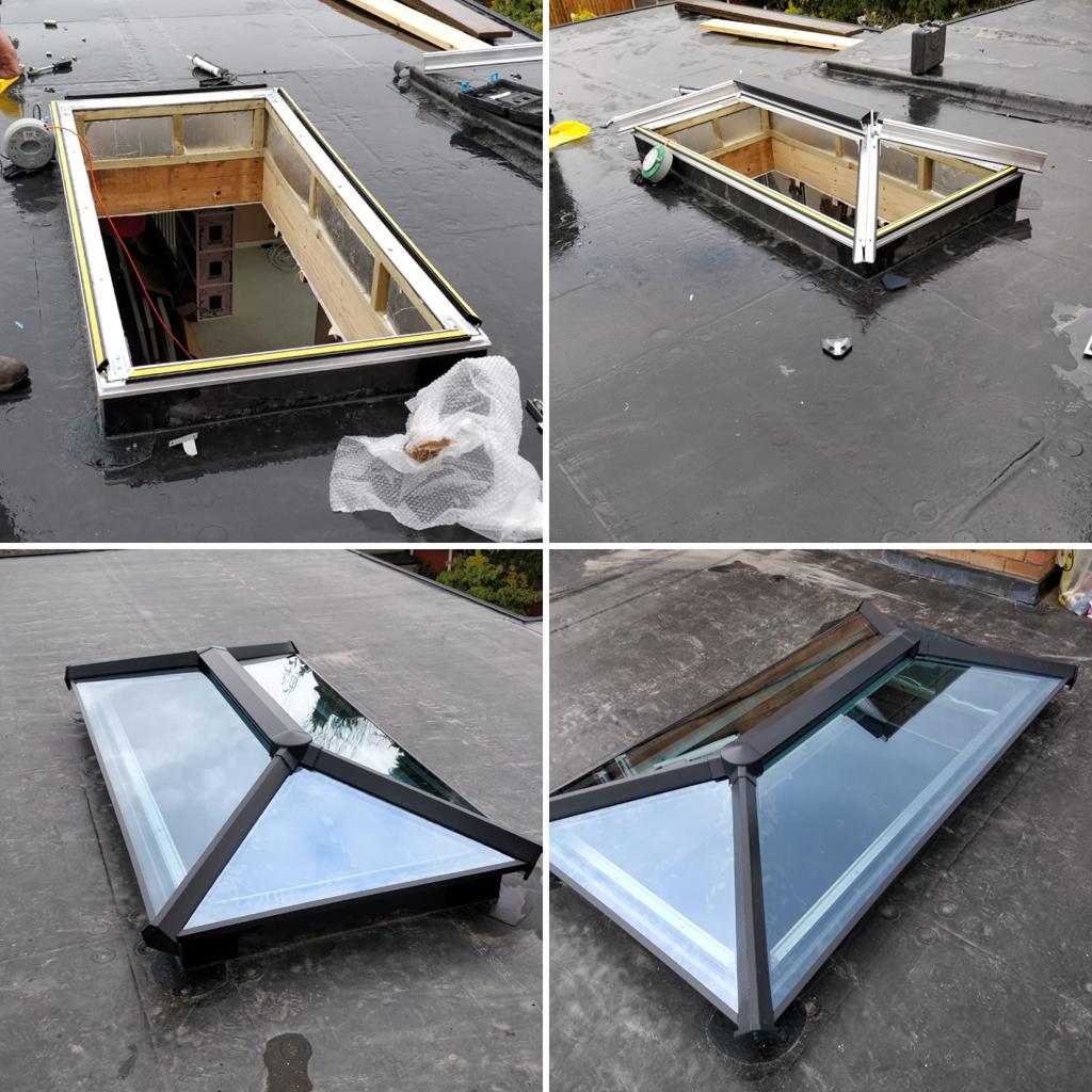 Skypod & Velux Installations